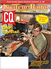 CQ's February 2014 issue