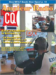 CQ November 2017 Issue