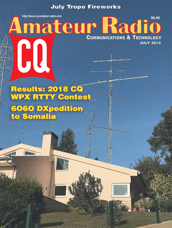 CQ - \'The Authority on Amateur Radio\' for more than 65 years